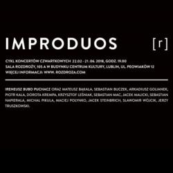 Zapraszamy napierwszy koncert wramach projektu IMPRODUOS