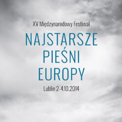 NAJSTARSZE PIEŚNI EUROPY: konferencja prasowa