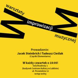MSE: warsztaty improwizacji muzycznej