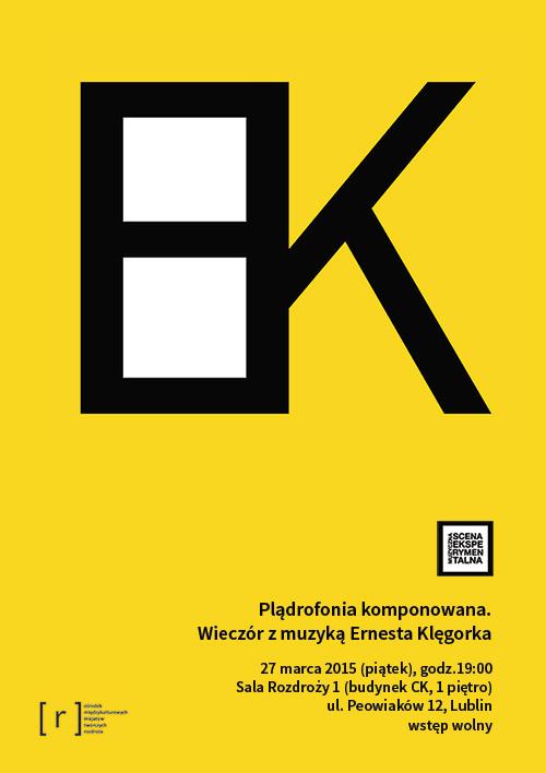 MSE: Plądrofonia komponowana – wieczór zmuzyką Ernesta Klęgorka