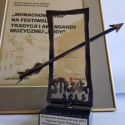 """Nagroda dla """"monachomachii"""" Piotra Tabakiernika"""